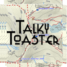 Talky Toaster Icon
