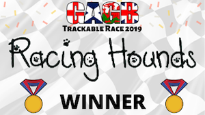GAGB Racing Hounds Winner 2019
