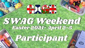 GAGB SWAG Weekend: 2021