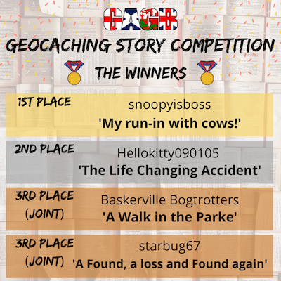 story competition winners